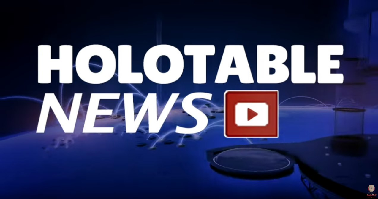 Holotable news -1st episode