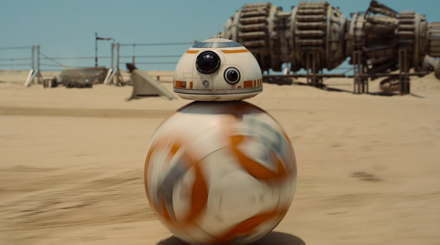 Best mods for BB-8